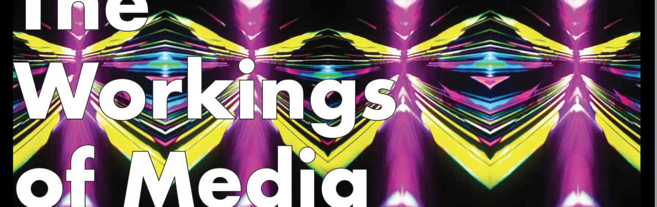 [May 8 – Oct 31] The Workings of Media [Art and Artists]